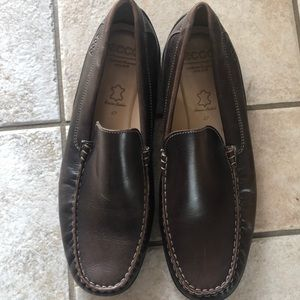 ECCO MENS SHOES LOAFERS SIZE 47